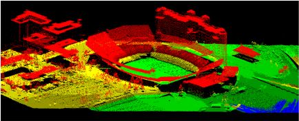 Browse graphic showing LiDAR Data.